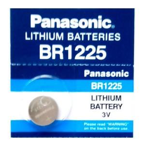 ถ่าน BR1225 Panasonic --> EXP.DATE : 12-2021