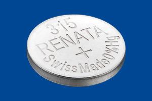 ถ่านนาฬิกา Renata 315