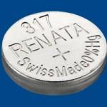 ถ่านนาฬิกา Renata 317