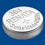 ถ่านนาฬิกา renata 394 (เทียบเท่า SR936SW)