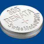 ถ่านนาฬิกา Renata 395 EXP.DATE: 08-2017