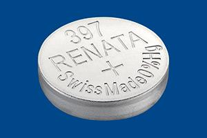 ถ่านนาฬิกา Renata 397