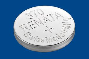 ถ่านนาฬิกา Renata 370 (เทียบเท่า SR920W)