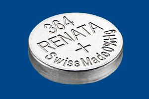 ถ่านนาฬิกา Renata 364