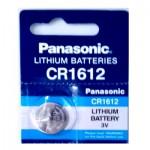 ถ่าน Panasonic CR1612 EXP.DATE: 12-2021