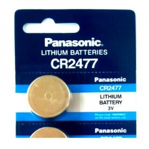 ถ่าน Panasonic CR2477 EXP.DATE : 12-2026